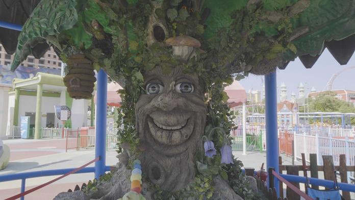 isfanbul masal ağacı