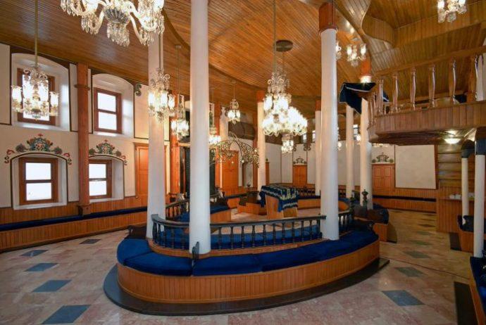 mayor sinagogu