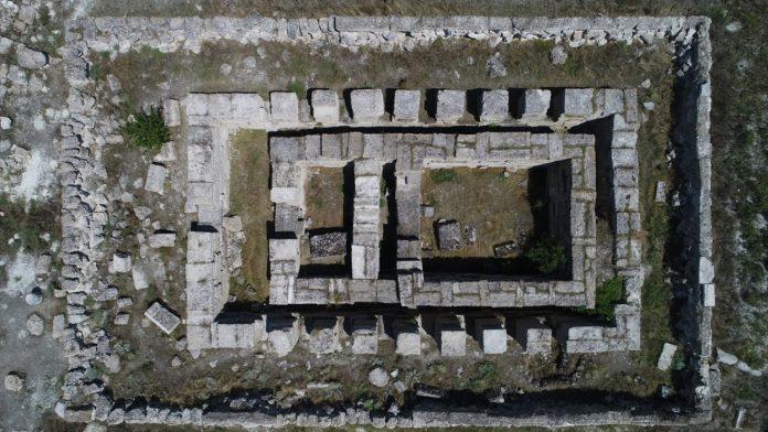 Pessinus (Ballıhisar) Antik Kenti
