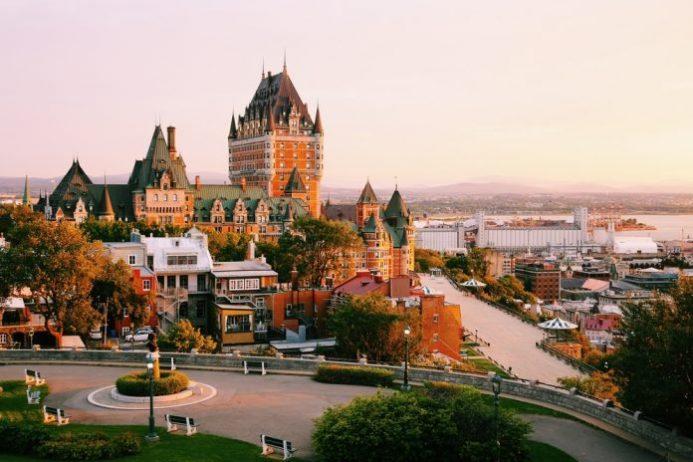 Quebec Balayı Tatili
