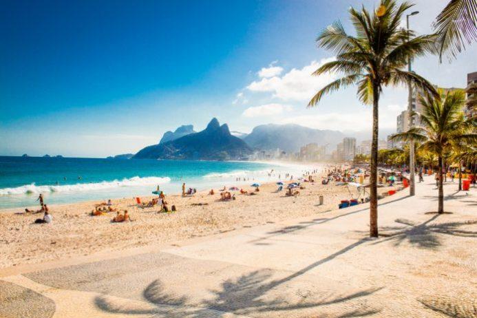 Rio De Janeiro Balayı Tatili