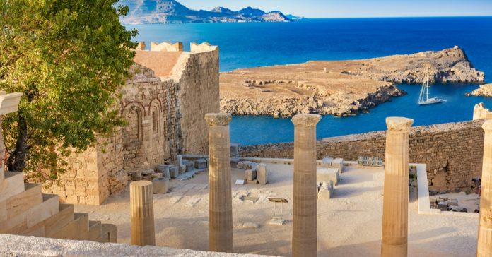 rodos akropolisi