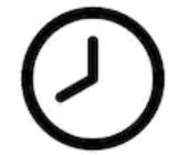 saat ikonu