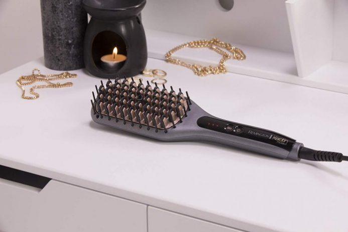 Saç Düzleştirici Fırça