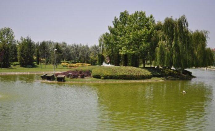 Eskişehir Şehr-i Aşk Adası
