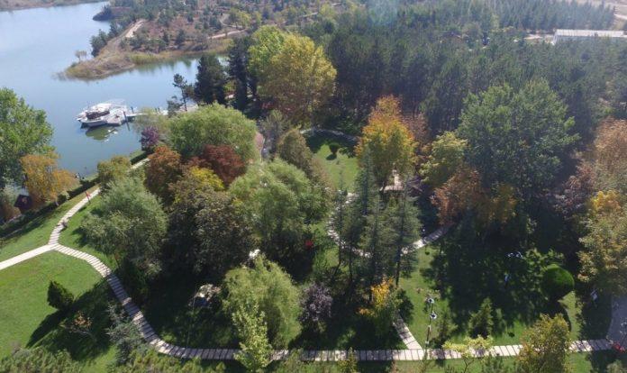 Şehr-i Derya Parkı ve Kanlıpınar Göleti