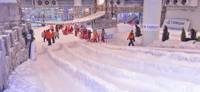 Snowpark Torium AVM