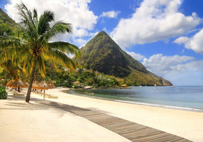 St. Lucia Balayı Tatili