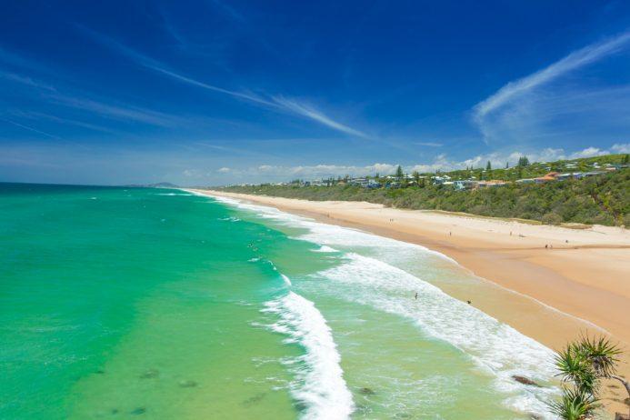Sunshine Coast Balayı Tatili