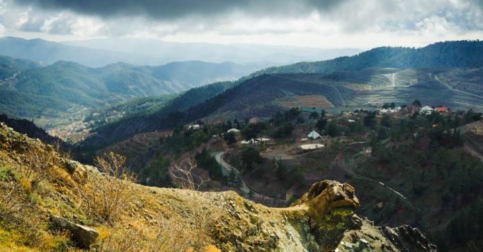 Trodos Dağları