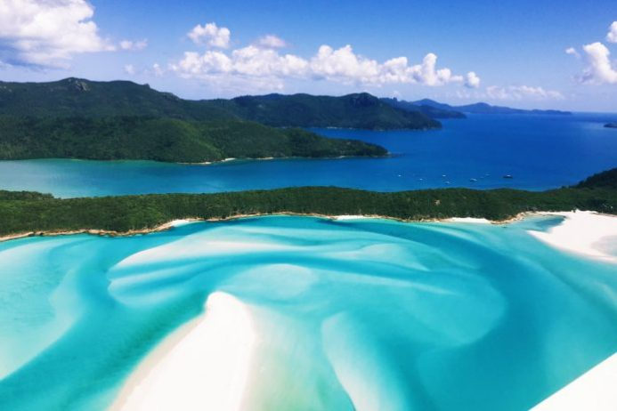 Whitsunday Balayı Tatili