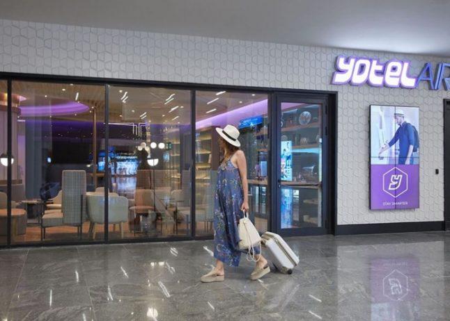 İstanbul Havalimanı Yotel
