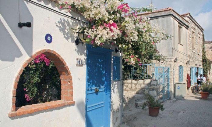 Ildırı Köyü
