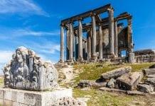 Aizanoi antik kenti