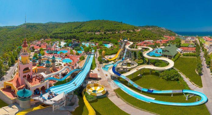 Aqua Fantasy Park