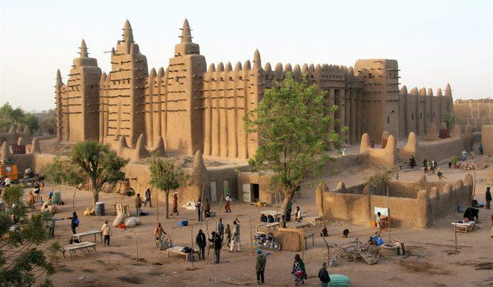 Bamako Büyük Camii