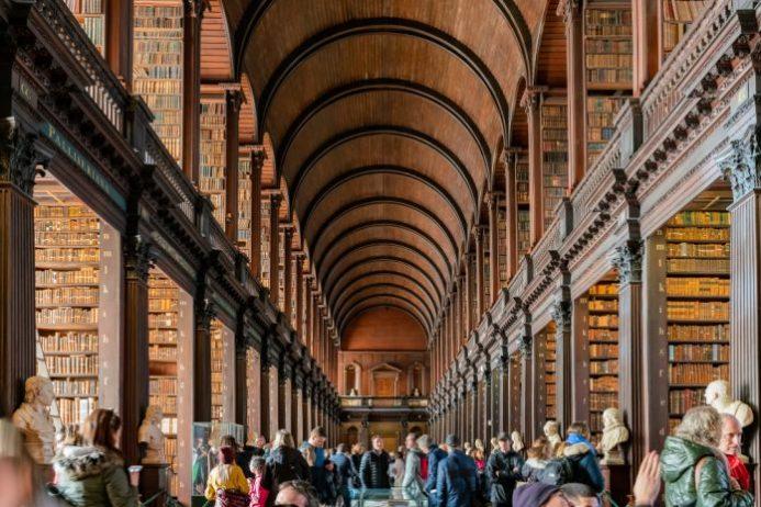 Book of Kells Tour