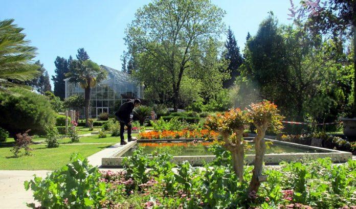 Botanik Bahçesi Herbaryum Uygulama ve Araştırma Merkezi