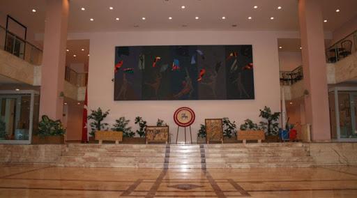 Dokuz Eylül Üniversitesi Sabancı Kültür Sarayı