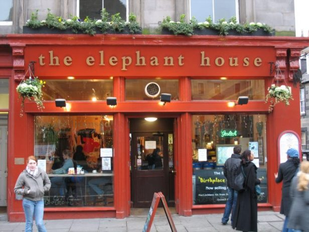 The Elephant's House