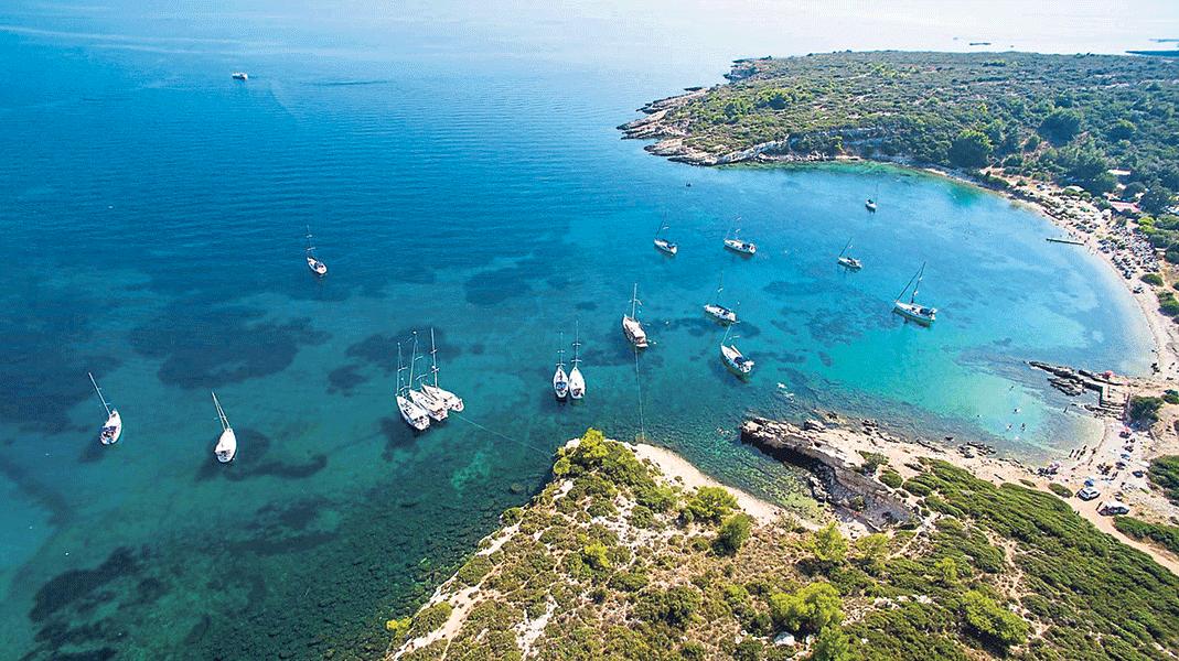 Urla Demircili Köyü