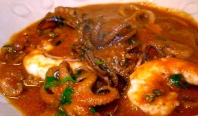 Ahtapot Çorbası