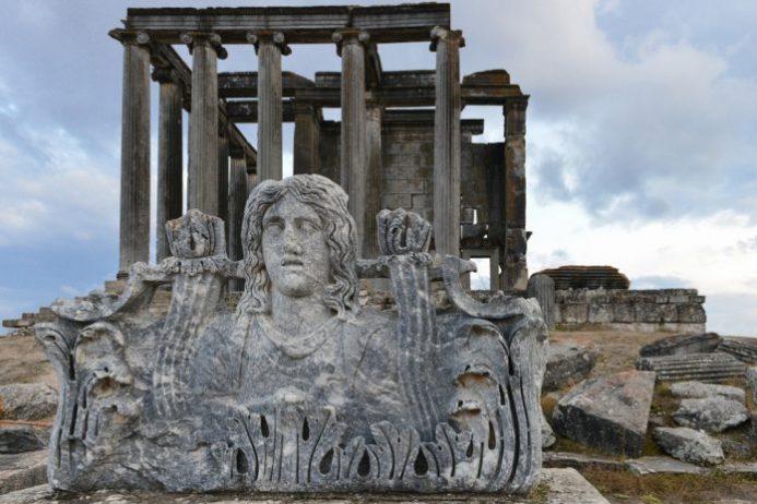 Aizanoi Antik Kenti, Kütahtya