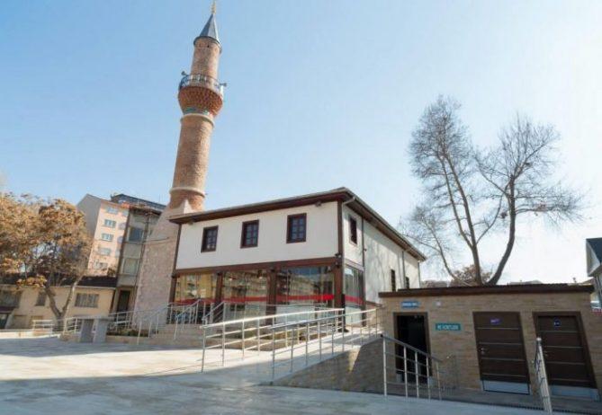 Akoğlan Camii