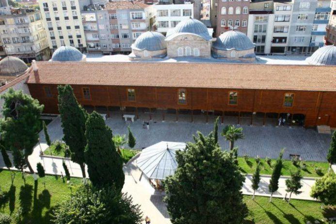 Alaaddin Cami, Sinop