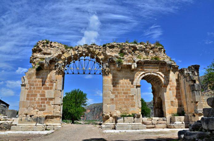 Anavarza Antik Kenti, Adana