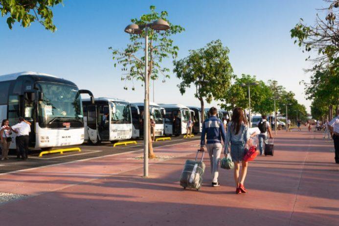 Antalya Havaalanı Şehir Merkezi Ulaşım