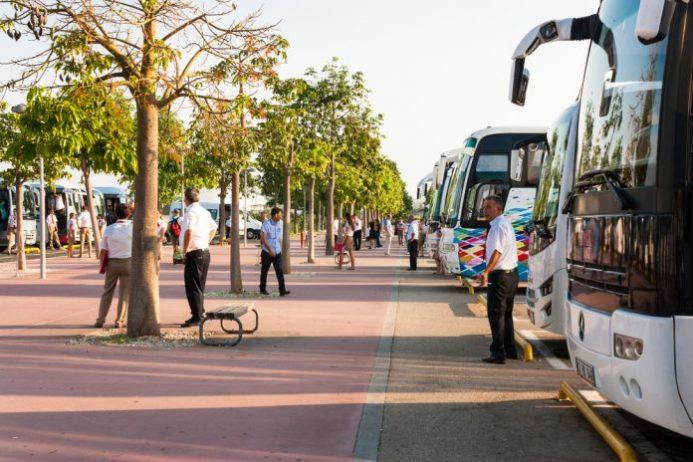Antalya Havalimanı Servis Otobüsleri