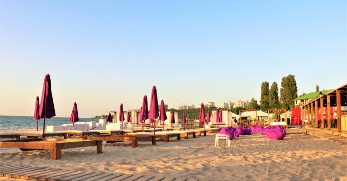 arcadia plajı