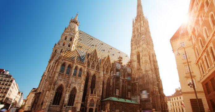 aziz stefan katedrali