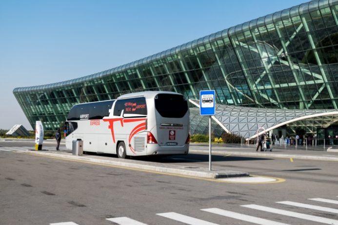 Bakü Havalimanı Otobüs Servisi