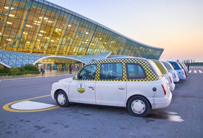 Bakü Havalimanı Taksi Ulaşımı