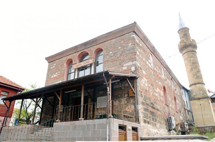 Fatih Cami, Bartın