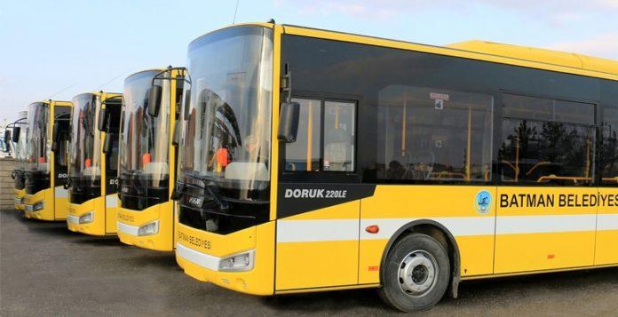 batman havalimanı otobüs ulaşımı