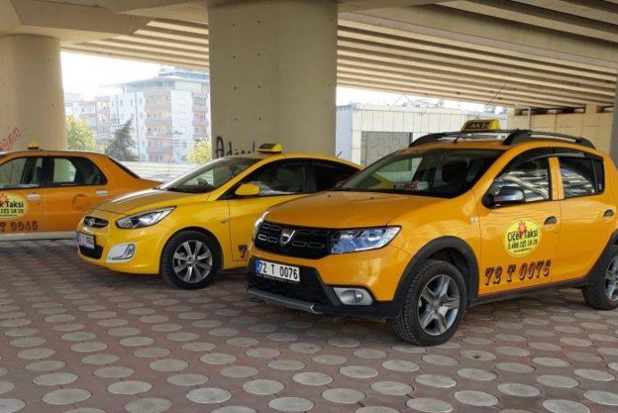 batman havalimanı taksi ulaşımı