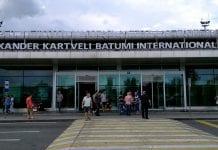 batum havalimanı