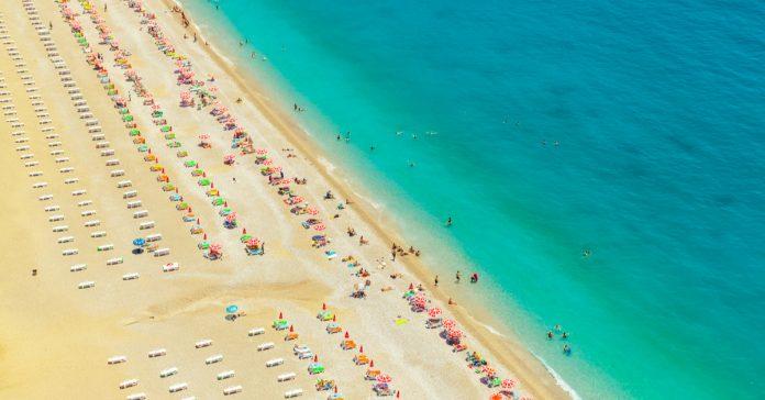 belcekız plajı