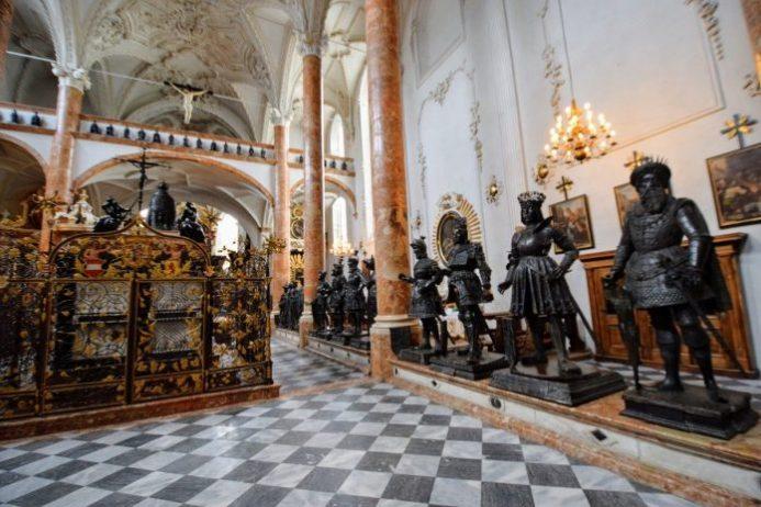 İmparator Birinci Maximilian'ın Mezarı