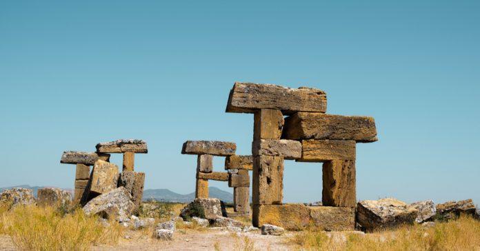 blaundus antik kenti