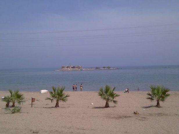 botaş plajı