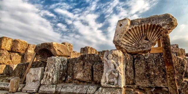 bozburun tarihi yerler