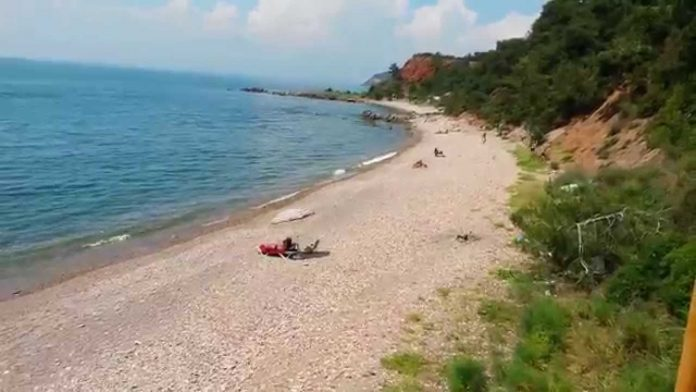 Burgazada 6 Numaralı Halk Plajı