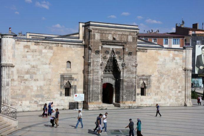 Buruciye Medresesi, Sivas