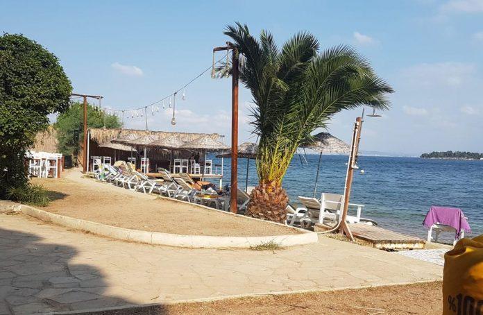 Büyükada Loc'Ada Beach