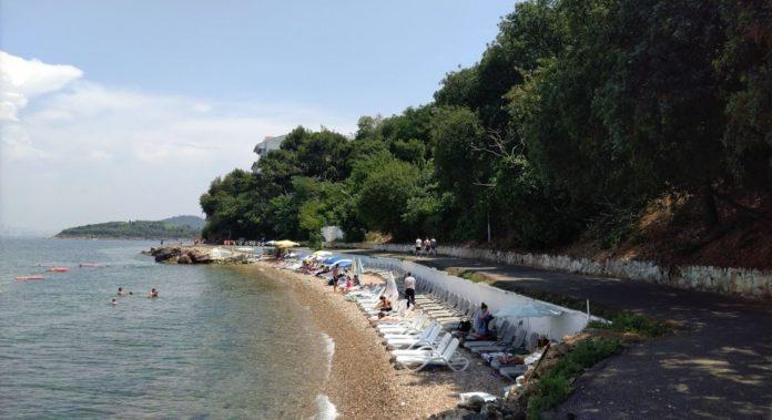 Çam Limanı Koyu Plajı