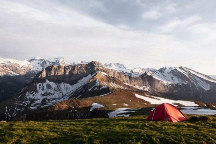 Çamsu Yaylası Kamp Alanı